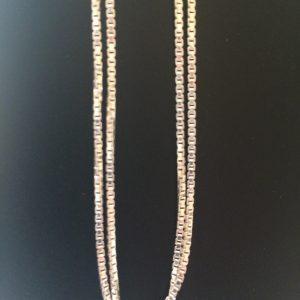 925 Sterling Silver Box Chain