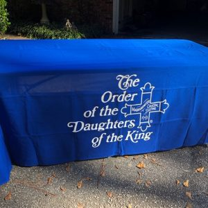 DOK 6-ft Tablecover