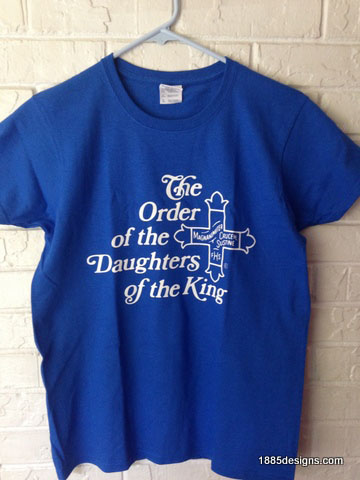 Royal Blue Gildan Short Sleeve T-shirt