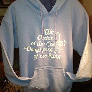 Carolina Blue DOK Hoodie Sweatshirt