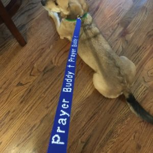 Prayer Buddy Dog Leash