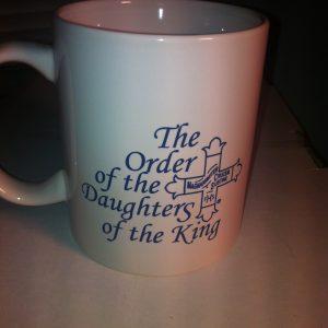 DOK coffee mug